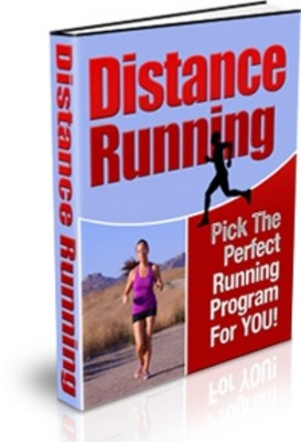 Product picture Distance Running ebook