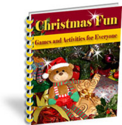 Product picture Christmas Fun: Games & Activities for Everyone.MRR