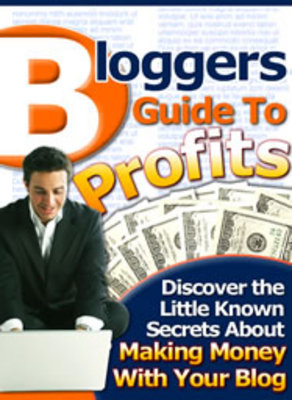 Product picture Bloggers Guide to Profits eBook