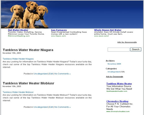 Product picture 50 Adsense Ready WordPress Blog Templates.RR